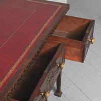 Rare Georgian Period Adams Style Mahogany Desk (7 of 15)