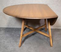 Vintage Ercol Drop Leaf Dining Table Golden Dawn (5 of 10)