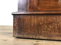 Antique 19th Century Two Stage Mahogany Bookcase (9 of 19)