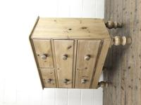 Antique Pine Chest of Drawers (m-1490) (4 of 7)