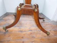 English Regency Card Table (3 of 9)