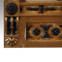 19th Century Swedish Gilt Pier Mirror (7 of 9)