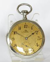 Antique Omega Pocket Watch (2 of 5)