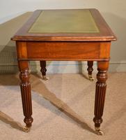 William IV Mahogany Small Writing Table (6 of 6)