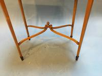 Edwardian Occasional Lamp Table (4 of 8)