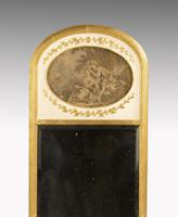 Late 19th Century French Giltwood Trumeau Mirror (3 of 5)