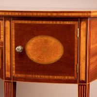 Edwardian Inlaid Mahogany Sideboard (9 of 13)