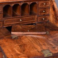 George I Walnut Bureau Bookcase c.1724 (13 of 19)