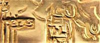 Antique 9ct Gold Glasgow Assayed Locket 1911 (7 of 9)