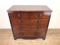 Antique Mahogany Chest of Drawers (2 of 10)