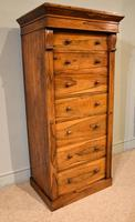 Regency Rosewood Wellington Chest of Drawers (2 of 10)