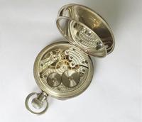 1931 Silver Cyma Pocket Watch (3 of 5)