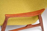 Pair of Danish Teak Armchairs by Arne  Hovmand-Olsen for Mogens Kold (14 of 14)