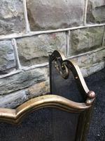 Quality Brass Folding Fire Guard (4 of 9)