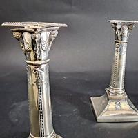 Pair of Silver Candlesticks (5 of 5)