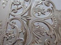 Sheffield 1900 Hallmarked Solid Silver Nurses Belt Buckle George Guirron Rhoden (2 of 8)