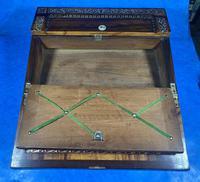 William IV Rosewood Lap Desk (15 of 18)