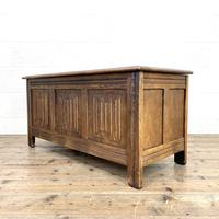 Vintage Oak Blanket Box (2 of 10)