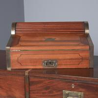 Victorian Colonial Camphorwood Writing Slope (2 of 14)