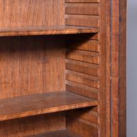 George I Walnut Bureau Bookcase c.1724 (8 of 19)