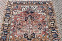 Old Heriz roomsize carpet 338x241cm (2 of 5)