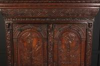 Profusely Carved Oak Cupboard (9 of 15)