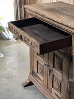 Rustic Oak Spanish Sideboard (6 of 13)