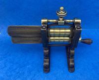 Victorian Steel & Brass Crimping Machine (2 of 7)