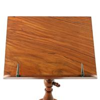 Victorian Walnut Book Stand or Lectern (5 of 8)