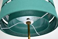 Danish Vintage Teak & Brass Floor Lamp (7 of 8)
