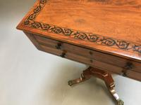 Regency Side Table (6 of 7)