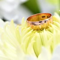 The 1903 Rosey 9 Carat Antique Gold Wedding Band
