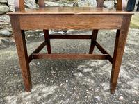 Antique Country Oak Armchair (13 of 14)