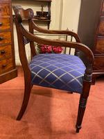 Impressive Set of Eight Mid 19th Century Mahogany Dining Chairs (3 of 5)