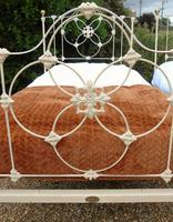 Pretty Pair of Victorian Large Single Beds Seventh Heaven (6 of 11)