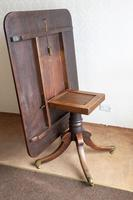 Regency Period Mahogany Breakfast Table with Tip up Action (4 of 6)