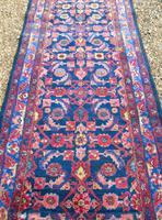 Antique Malayer Runner Carpet (6 of 7)