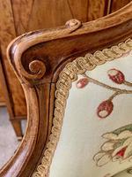 French Walnut Tub Chair (14 of 15)