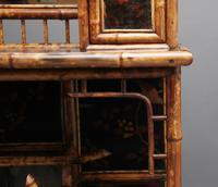 Impressive 19th Century Bamboo Cabinet (12 of 25)