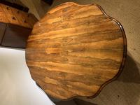 Victorian Rosewood Centre Table / Loo Table (7 of 11)