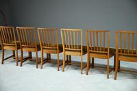6 Retro McIntosh Dining Chairs (5 of 9)
