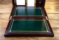 Edwardian Mahogany Stationery Cabinet c.1910 (12 of 13)