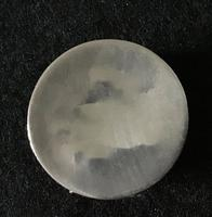Late Victorian Silver Repousse Top Silver Pill Box (2 of 6)