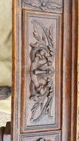 Quality Victorian Oak Writing Desk (4 of 12)