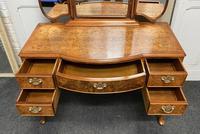 Burr Walnut Queen Anne Dressing Table (9 of 13)
