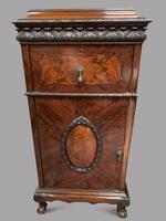 A Large Pedestal Mahogany Sideboard (4 of 6)