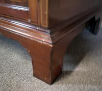 Edwardian Inlaid Mahogany Bookcase - (3 of 10)
