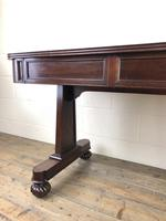 Antique Mahogany Occasional Table (5 of 16)