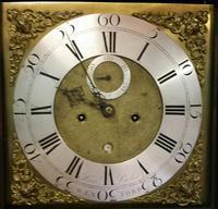 George II Irish Longcase Clock (3 of 11)