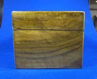 Victorian Olive Wood Jewellery Box (9 of 10)